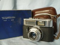 '   VITO -MINT- ' Voigtlander   Vito  Automatic  1 Vintage Camera c/w  Lanthar 50MM F2.8 Lens -BOXED-CASED-NICE-MINT- £29.99